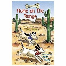 Down Girl and Sit: Home on the Range by Lucy Nolan (2014, Paperback)