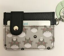 Totoro MY neighbour studio GHIBLI Credit Card Case Holder Purse Gift Japan Anime