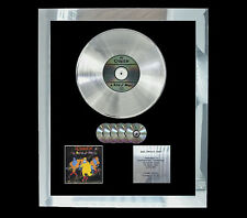 QUEEN ITS A KIND OF MAGIC   MULTI (GOLD) CD PLATINUM DISC FREE POSTAGE!!