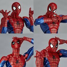 Kaiyodo Revoltech No 002 Marvel Amazing Spider Man Japan version