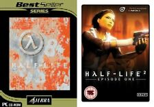 half life & Half-Life 2: Episode One   new&sealed