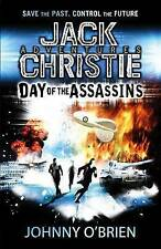 Johnny O'Brien Day of the Assassins (Jack Christie Novel) Very Good Book