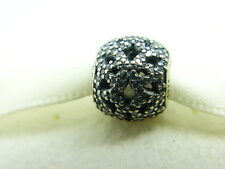 NEW! AUTHENTIC PANDORA CHARM  LET IT SNOW LTD EDITION RETIRED #791200 HINGED BOX