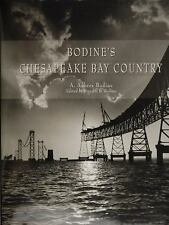 Bodine's Chesapeake Bay Country by A. Aubrey Bodine (2009, Hardcover)