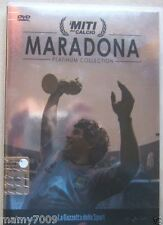 DVD=I MITI DEL CALCIO=MARADONA=PLATINUIM COLLECTION=VOLUME 1=GAZZETTA SPORT