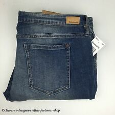 TIMBERLAND JEANS WOMENS DENIM BLUE WASH SKINNY FIT NEW SUNRISE LAKE RRP £70