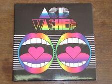 ACID WASHED Same title DIGIPACK CD