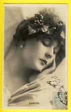 CPA France ACTRICE FRENCH ACTRESS La Belle ZARINA en 1905