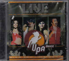 Upa Dance-Live cd album Sealed