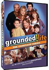 Grounded for Life: Complete TV Series Seasons 1 2 3 4 5 DVD Boxed Set NEW!