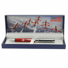 RAF  PEN  THE RED ARROWS PEN WITH SILHOUETTE & GIFT BOX RAF 250