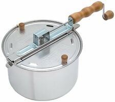 Wabash Valley Farms 25008 Whirley-Pop Stovetop Popcorn Popper, New