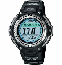 Casio SGW100-1V Men's Digital Compass-Thermometer Twin Sensor Sport Wrist Watch