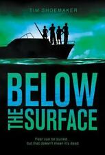 Below the Surface (A Code of Silence Novel)-ExLibrary