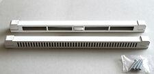 Easyvent3000 300mm Blanco Pvc Goteo ventilación / noche ventilación proporciona 2500mm2 Ea