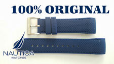 NAUTICA REPLACEMENT BAND BLUE 22mm NST 09 NAD16502 NAD15501 NAD15522 NAD13515