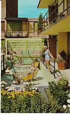 "Minneapolis MN ""The Curtis Hotel/Motor Lodge"" Postcard Minnesota *FREE US SHIP"