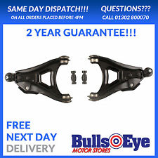 NEW RENAULT CLIO MK2 98-04 LOWER WISHBONE SUSPENSION ARMS 2 ANTI ROLL BAR LINKS