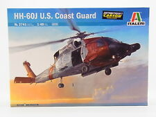 LOT 30322 | Italeri 2741 HH-60J U.S. Coast Guard 1:48 Bausatz NEU in OVP
