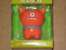 UGLYDOLL Action Figure UGLYDOG Red SERIES 2 David Horvath