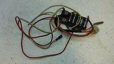 1982 Suzuki GS850G GS850 GS 850 S583' fuse panel mount bracket