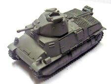 Milicast BG160 1/76 Resin WWII German PzKpfw 35S(f) Modified Souma S35 Tank