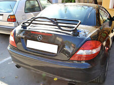 Mercedes SLK R171 (2004-11) Luggage Boot Rack ; No clamps No Brackets No Damage