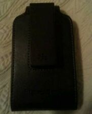 NEW Genuine Blackberry Smart/Cell Phone Case/Protector Black