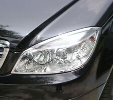 MERCEDES CLC CL203 2008 ON  Chrome Headlight Trim