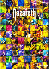 NAZARETH homecoming the greatest hits live in glasgow DVD NEU OVP/Sealed