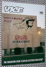 2004 VICE Magazine, Education Issue, Richard Kern, School Sucks