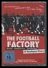 DVD THE FOOTBALL FACTORY - A HOOLIGAN STORY *** NEU ***