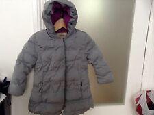 Burberry filles à capuche manteau utilisé 4 ans