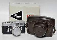 LEICA M3 – 996535 (SINGLE STROKE), 50mm SUMMICRON #1467989, CASE & BOXED!