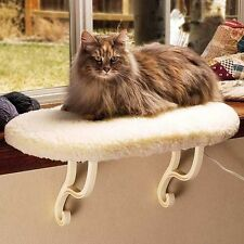 """K&H Pet Products Thermo Heated Kitty Sill Window Perch 14"""" x 24"""" x 9"""" - KH3095"""