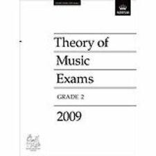 Theory Of Music Exams Grade 2 Past Practice Papers 2009 ABRSM S74