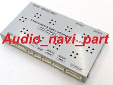 BMW 2009y~ 1 3 5 6 7 x3 x5 Multimedia video interface with CIC idrive Guidelines