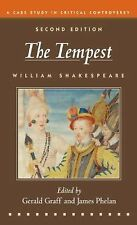 The Tempest: A Case Study in Critical Controversy Case Studies in Critical Cont