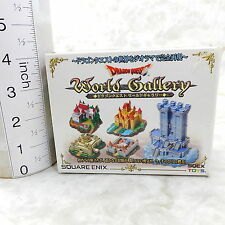 SQEX Dragon Quest World Gallery Figure Temple of Dharm Japan game official