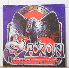 SAXON - WAITING FOR THE NIGH - CHASE THE FADE - vinile 45 nuovo PROMO