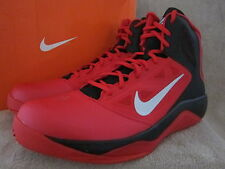 NIKE Air Visi Pro lll NBK Mens Red & Black Basketball Shoes US 11 M EU 45 NWB