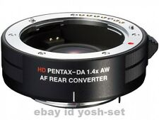 Ricoh HD PENTAX-DA AF Rear Converter 1.4X AW Adapter Japan EMS Express Shipping