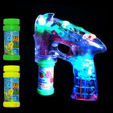 LED BUBBLE GUN SPARATUTTO Luci Led con due bolla libera soluzioni LED