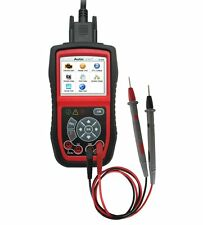 Al539b multifunktionstester OBD Multimeter osciloscopios función batterrietester