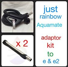 Adopter Kit For New Aquamate For Rainbow e and e2 14ft Electric Hose And 2 Wands