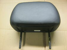 ALFA ROMEO 156 BLACK LEATHER REAR HEADREST