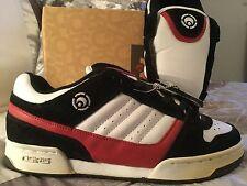 "Osiris ""alter"" chaussures de skate sz8/eu42 D3/ES/koson/penny/muska/vers/etnies/dc"