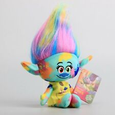 2016 New TROLLS Hug 'n Plush HARPER Doll Soft Stuffed Toy Figure 11'' Teddy NWT