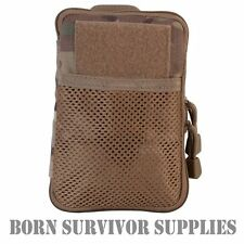 POCKET BUDDY ADMIN ORGANISER UTILITY POUCH - MOLLE Crye Precision MULTICAM Camo