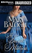 The Secret Mistress 3 by Mary Balogh (2012, CD, Unabridged)